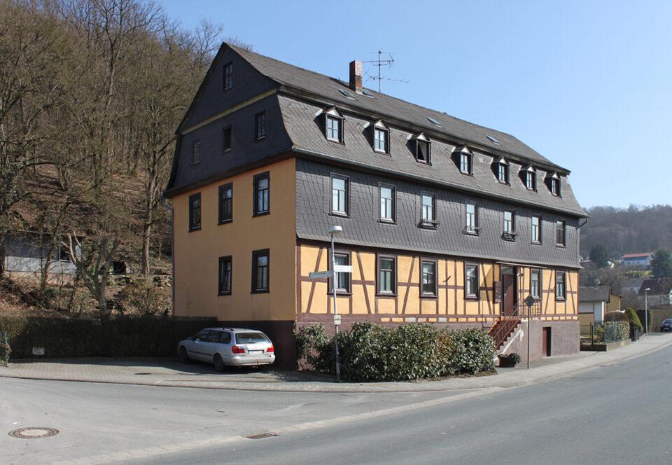 Das ehem. Kruppsche Steigerhaus in Philippstein