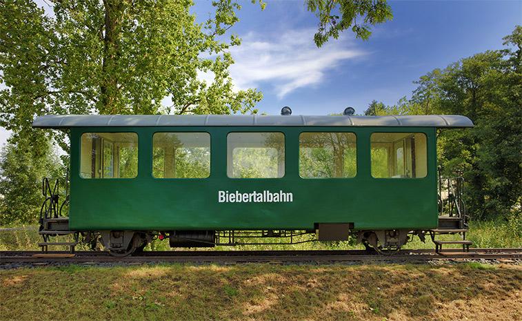 Biebertalbahn-Wagen