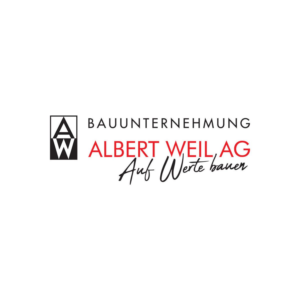 Bauunternehmung Albert Weil AG